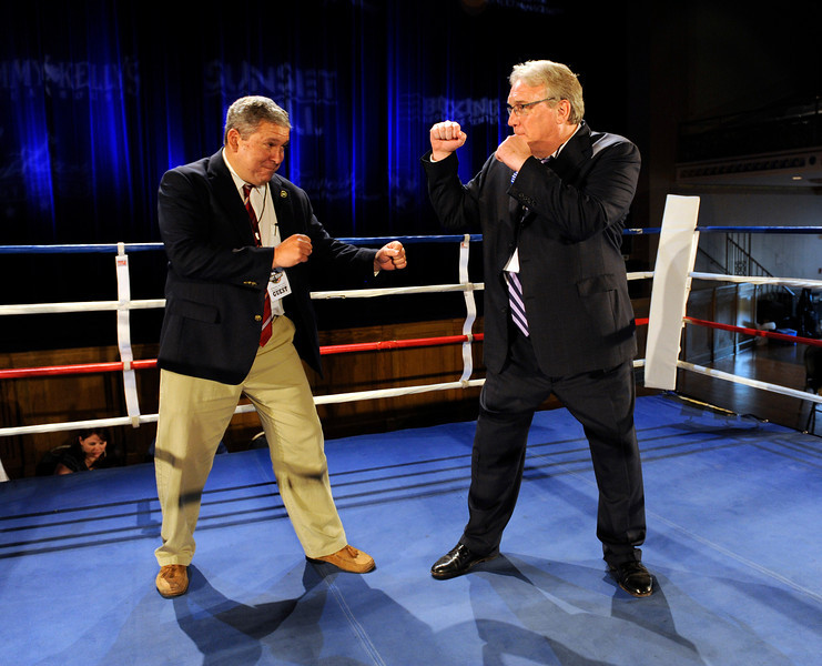 2012 Fight Night at the War Memorial Auditorium.  Donn Jones Photography